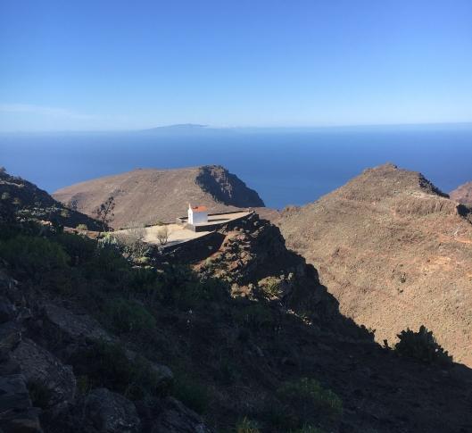 Auf dem GR132, auch bekannt als Camino Natural, habe ich La Gomera einmal umrundet.