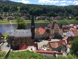 Malerweg Stadt Wehlen